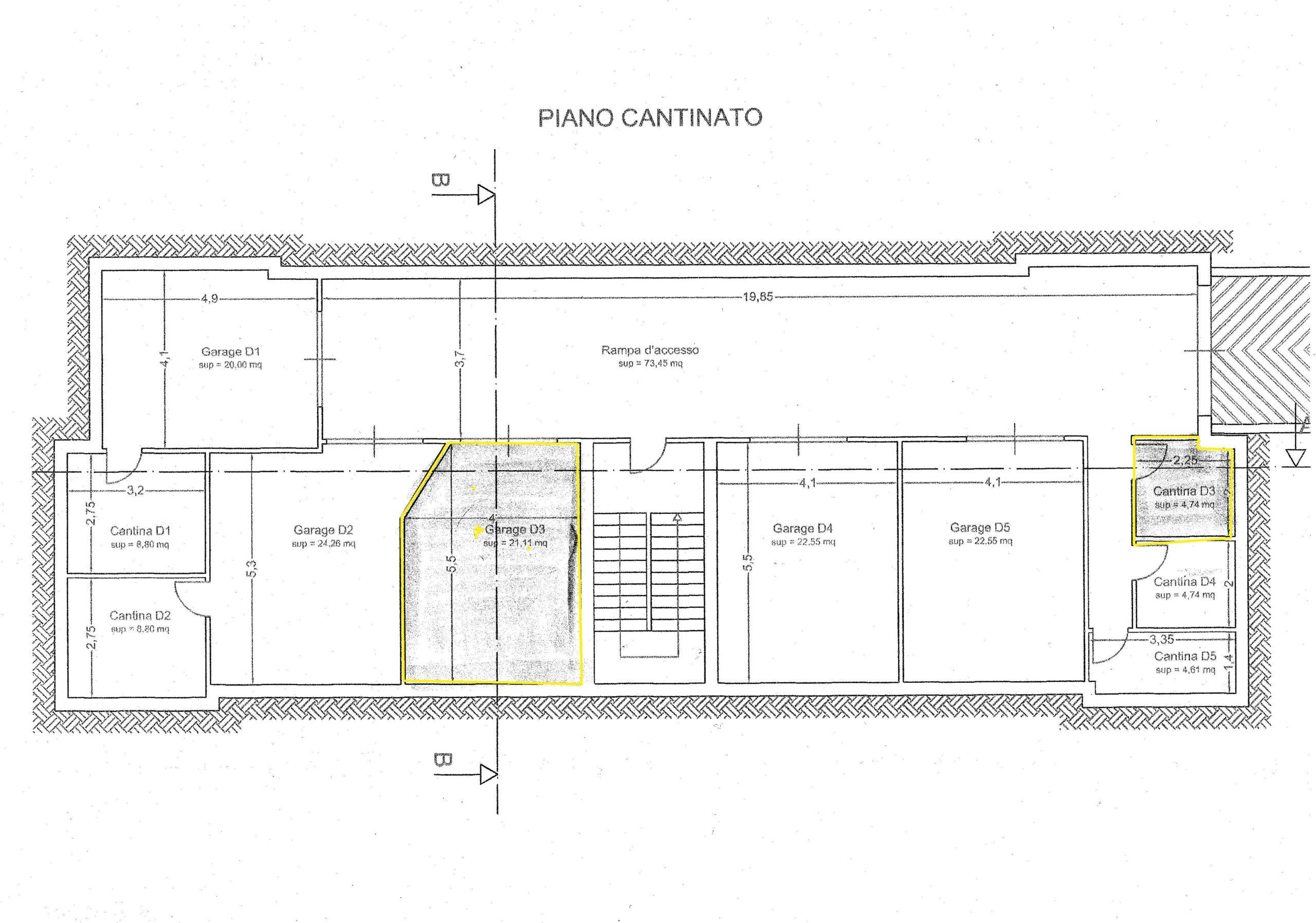 Viagrande Trilocale con garage e cantina nuova costruzione