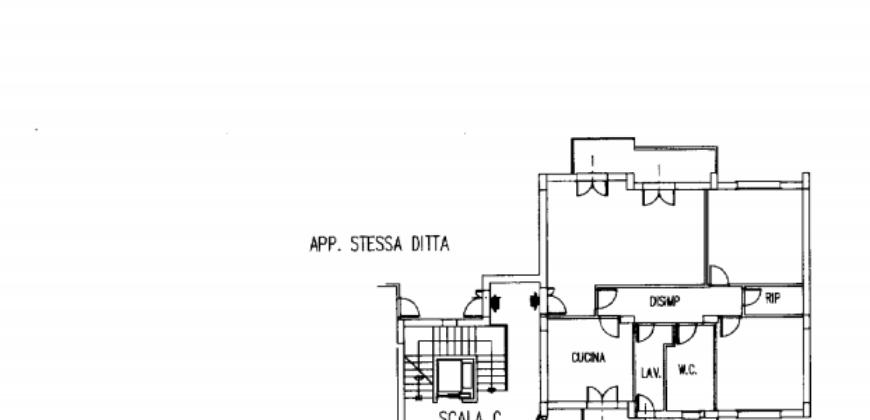 Tremestieri Etneo 4 locali con garage in residence